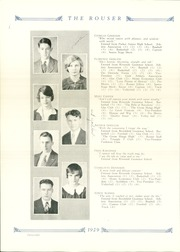 Page 42, 1929 Edition, Riverside Brookfield High School - Rouser Yearbook (Riverside, IL) online yearbook collection