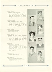 Page 43, 1929 Edition, Riverside Brookfield High School - Rouser Yearbook (Riverside, IL) online yearbook collection
