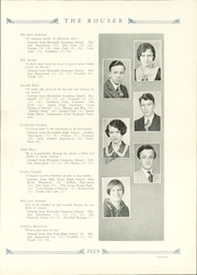 Page 45, 1929 Edition, Riverside Brookfield High School - Rouser Yearbook (Riverside, IL) online yearbook collection