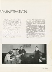 Page 17, 1940 Edition, Riverside Brookfield High School - Rouser Yearbook (Riverside, IL) online yearbook collection