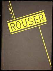 Page 1, 1944 Edition, Riverside Brookfield High School - Rouser Yearbook (Riverside, IL) online yearbook collection