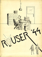 Page 7, 1944 Edition, Riverside Brookfield High School - Rouser Yearbook (Riverside, IL) online yearbook collection