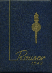 1949 Edition, Riverside Brookfield High School - Rouser Yearbook (Riverside, IL)