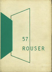 1957 Edition, Riverside Brookfield High School - Rouser Yearbook (Riverside, IL)