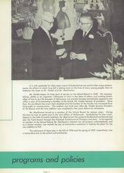 Page 9, 1957 Edition, Riverside Brookfield High School - Rouser Yearbook (Riverside, IL) online yearbook collection
