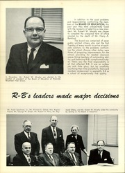 Page 16, 1958 Edition, Riverside Brookfield High School - Rouser Yearbook (Riverside, IL) online yearbook collection
