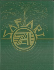 1974 Edition, Oak Forest High School - Safari Yearbook (Oak Forest, IL)