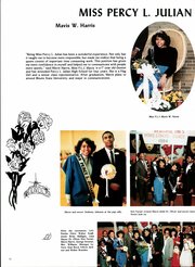 Page 16, 1985 Edition, Percy L Julian High School - Catalyst Yearbook (Chicago, IL) online yearbook collection