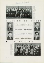 Page 10, 1935 Edition, Harper High School - Shield Yearbook (Chicago, IL) online yearbook collection