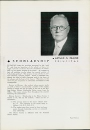 Page 15, 1935 Edition, Harper High School - Shield Yearbook (Chicago, IL) online yearbook collection