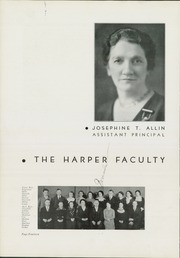 Page 16, 1935 Edition, Harper High School - Shield Yearbook (Chicago, IL) online yearbook collection
