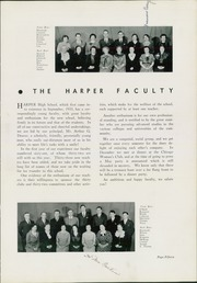 Page 17, 1935 Edition, Harper High School - Shield Yearbook (Chicago, IL) online yearbook collection