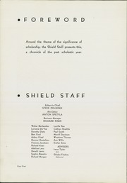 Page 6, 1935 Edition, Harper High School - Shield Yearbook (Chicago, IL) online yearbook collection