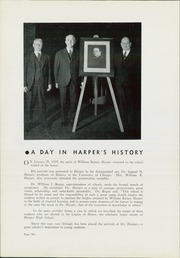 Page 8, 1935 Edition, Harper High School - Shield Yearbook (Chicago, IL) online yearbook collection