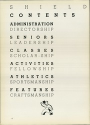 Page 10, 1936 Edition, Harper High School - Shield Yearbook (Chicago, IL) online yearbook collection