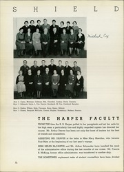 Page 14, 1936 Edition, Harper High School - Shield Yearbook (Chicago, IL) online yearbook collection