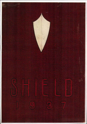1937 Edition, Harper High School - Shield Yearbook (Chicago, IL)