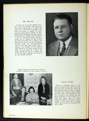 Page 16, 1939 Edition, Harper High School - Shield Yearbook (Chicago, IL) online yearbook collection