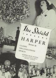 Page 7, 1943 Edition, Harper High School - Shield Yearbook (Chicago, IL) online yearbook collection