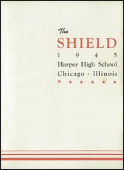 Page 5, 1945 Edition, Harper High School - Shield Yearbook (Chicago, IL) online yearbook collection