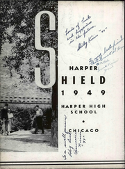 Page 8, 1949 Edition, Harper High School - Shield Yearbook (Chicago, IL) online yearbook collection