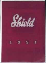 1951 Edition, Harper High School - Shield Yearbook (Chicago, IL)