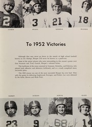 Page 17, 1953 Edition, Harper High School - Shield Yearbook (Chicago, IL) online yearbook collection