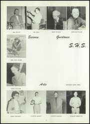 Page 12, 1952 Edition, Saratoga Springs High School - Recorder Yearbook (Saratoga Springs, NY) online yearbook collection