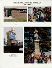 Page 8, 1986 Edition, Saratoga Springs High School - Recorder Yearbook (Saratoga Springs, NY) online yearbook collection