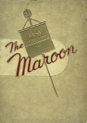 1941 Edition, Hirsch High School - Maroon Yearbook (Chicago, IL)