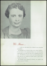 Page 10, 1942 Edition, Hirsch High School - Maroon Yearbook (Chicago, IL) online yearbook collection