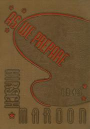 1943 Edition, Hirsch High School - Maroon Yearbook (Chicago, IL)