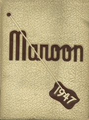1947 Edition, Hirsch High School - Maroon Yearbook (Chicago, IL)
