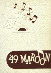 1949 Edition, Hirsch High School - Maroon Yearbook (Chicago, IL)