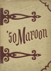 1950 Edition, Hirsch High School - Maroon Yearbook (Chicago, IL)
