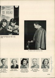 Page 21, 1951 Edition, Hirsch High School - Maroon Yearbook (Chicago, IL) online yearbook collection