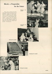 Page 33, 1951 Edition, Hirsch High School - Maroon Yearbook (Chicago, IL) online yearbook collection