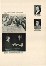 Page 41, 1951 Edition, Hirsch High School - Maroon Yearbook (Chicago, IL) online yearbook collection