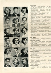 Page 46, 1951 Edition, Hirsch High School - Maroon Yearbook (Chicago, IL) online yearbook collection