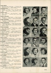Page 47, 1951 Edition, Hirsch High School - Maroon Yearbook (Chicago, IL) online yearbook collection