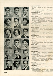 Page 48, 1951 Edition, Hirsch High School - Maroon Yearbook (Chicago, IL) online yearbook collection