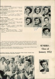 Page 53, 1951 Edition, Hirsch High School - Maroon Yearbook (Chicago, IL) online yearbook collection