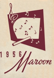 Page 1, 1956 Edition, Hirsch High School - Maroon Yearbook (Chicago, IL) online yearbook collection