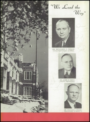 Page 9, 1956 Edition, Hirsch High School - Maroon Yearbook (Chicago, IL) online yearbook collection