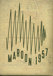 1957 Edition, Hirsch High School - Maroon Yearbook (Chicago, IL)