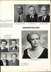 Page 14, 1958 Edition, Hirsch High School - Maroon Yearbook (Chicago, IL) online yearbook collection
