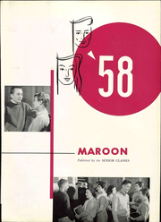 Page 9, 1958 Edition, Hirsch High School - Maroon Yearbook (Chicago, IL) online yearbook collection
