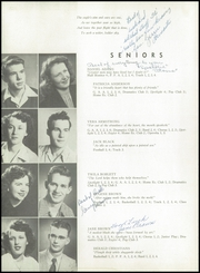 Page 14, 1948 Edition, Rantoul Township High School - Eaglet Yearbook (Rantoul, IL) online yearbook collection