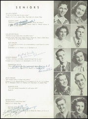 Page 15, 1948 Edition, Rantoul Township High School - Eaglet Yearbook (Rantoul, IL) online yearbook collection