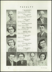 Page 10, 1956 Edition, Rantoul Township High School - Eaglet Yearbook (Rantoul, IL) online yearbook collection